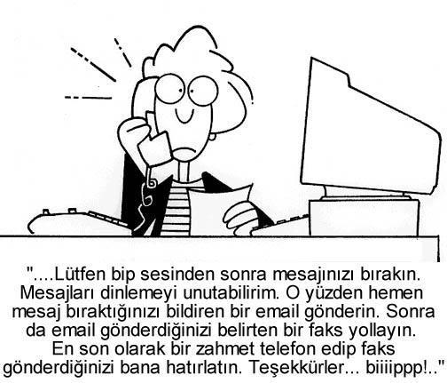 Bilgisayar, İnternet ve Teknoloji İle İlgili Karikatürler