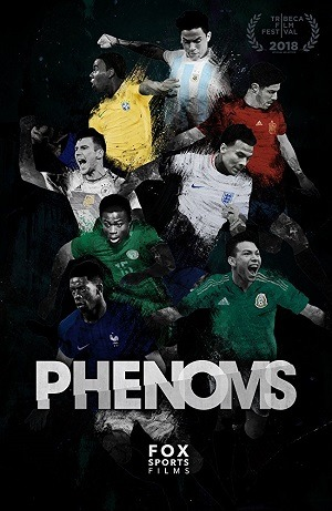 Phenoms - 1ª Temporada Legendada