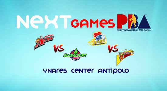 List of PBA Games: February 4 at Ynares Center Antipolo 2017-2018 PBA Philippine Cup