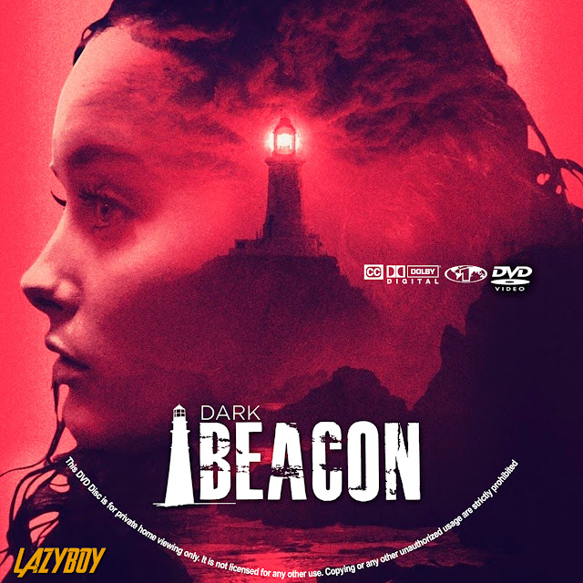 Dark Beacon DVD Label