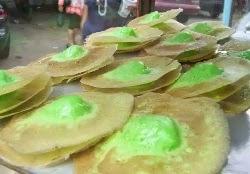 resep kue ape hijau legit