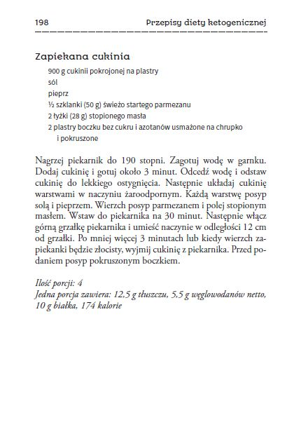 dieta ketogeniczna przepisy pdf