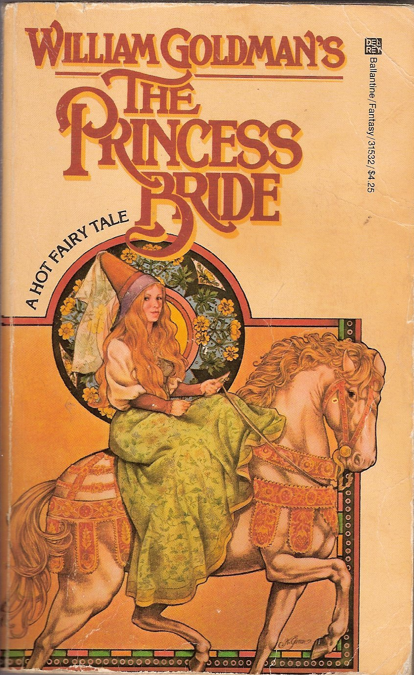 princess bride mass market paperback