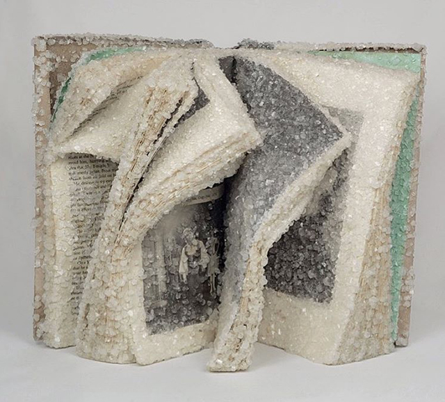 Crystallized book Alexis Arnold
