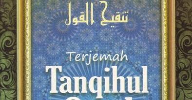 Terjemah Kitab Tanqihul Qoul Pdf