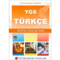 Fen Bilimleri YGS Türkçe Soru Bankası (2017)