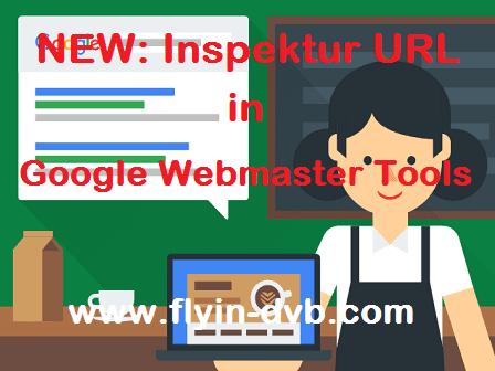 Fitur Inspeksi URL Hadir di Google Webmaster Tools