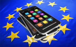 SMS küldés Európai Unió
