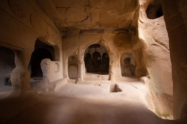 Museo a cielo aperto di Zelve-Cappadocia
