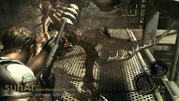 Free Download Resident Evil 5 Gold Edition Full Crack