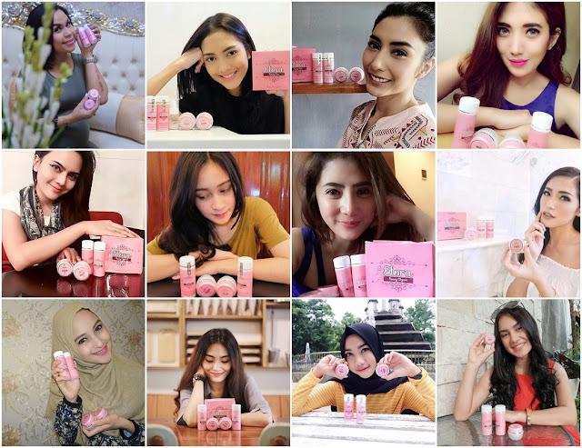 Testimoni Elora Cream Beauty Organic Para Artis Indonesia