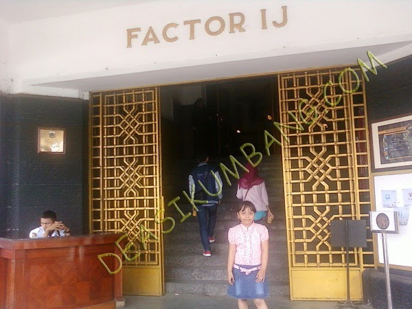 Wisata Kota Tua Jakarta | Museum Bank Mandiri