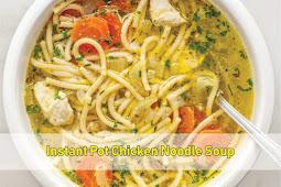 Instant Pot Chicken Nооdlе Soup