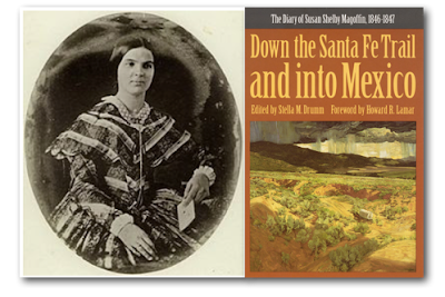 down the santa fe trail and into mexico essay The excerpts from the diary of susan magoffin and these photographs trace the trail past cimarron, fort union, mora, las vegas, san miguel and pecos on the last leg of down the santa fe trail and into mexico.
