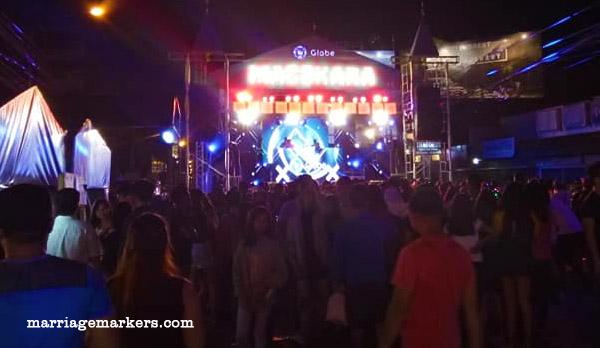Globe MassKara - Masskara Festival - Bacolod blogger