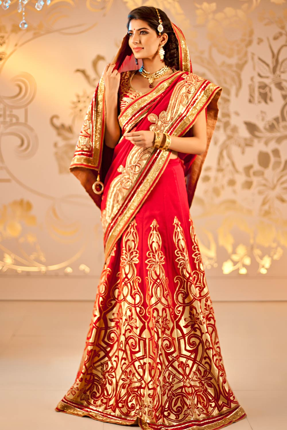 Bridal Sarees | Indian Bridal Sarees | Bridal Sarees for Parties |Bridal Party Wear Sarees ...