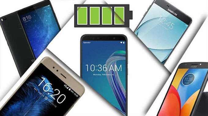 Top 5 Long Battery Life Smartphones You Can Buy