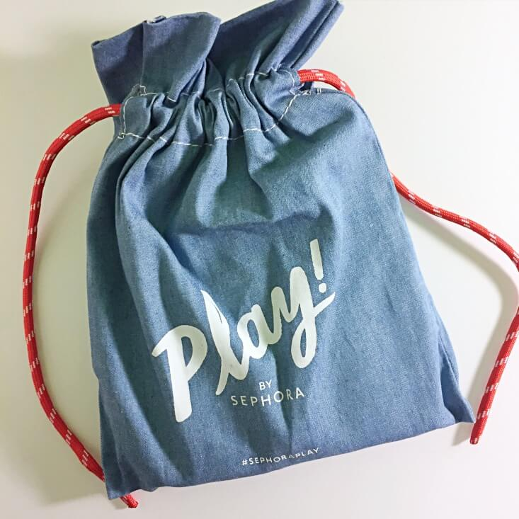 Play! by Sephora May 2018 bag