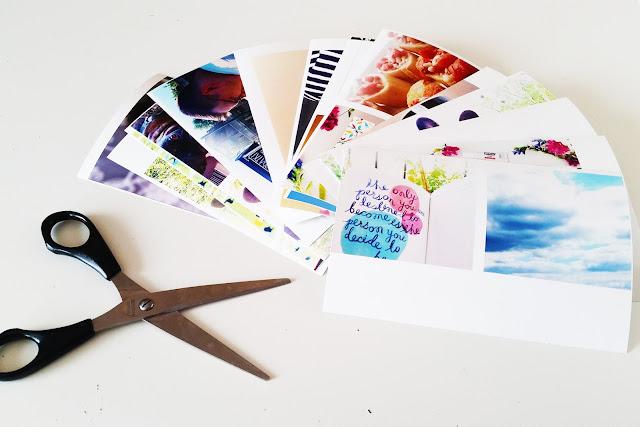 Jak wydrukować zdjęcia do Project Life?