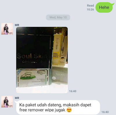 soulskin cosmetics indonesia