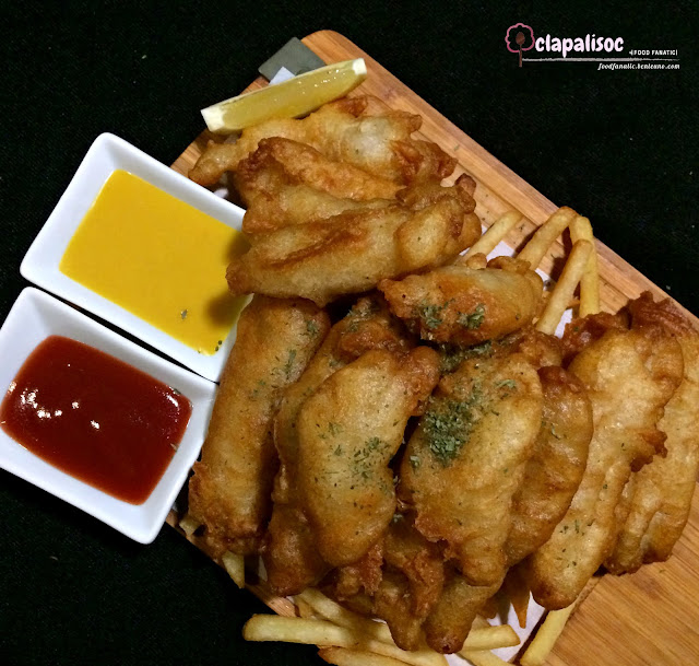 Fish & Chips from Hai Chix and Steaks Green Hills