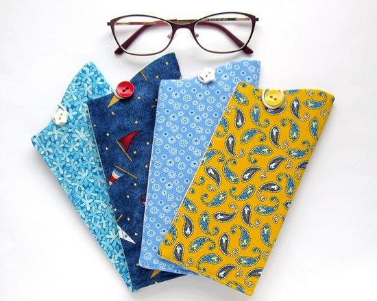 Eyeglass cases, очечники