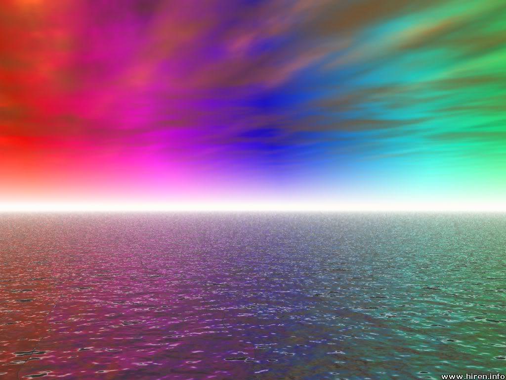 real rainbow wallpaper - photo #25