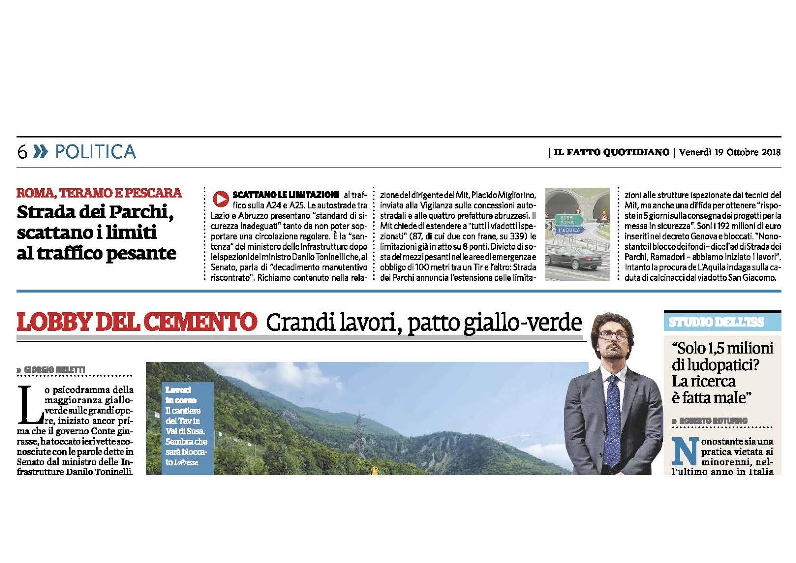 Pontinia Ecologia E Territorio Roma Teramo E Pescara Strada Dei