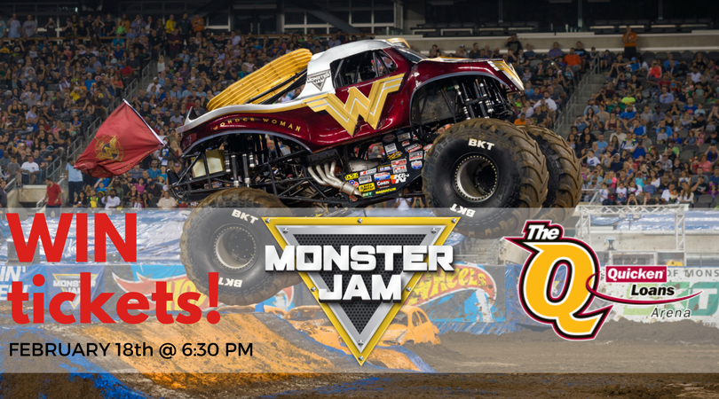 Monster Jam Returns to CLE! Enter to Win Tickets!