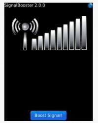 solusi sinyal sos bb 9790