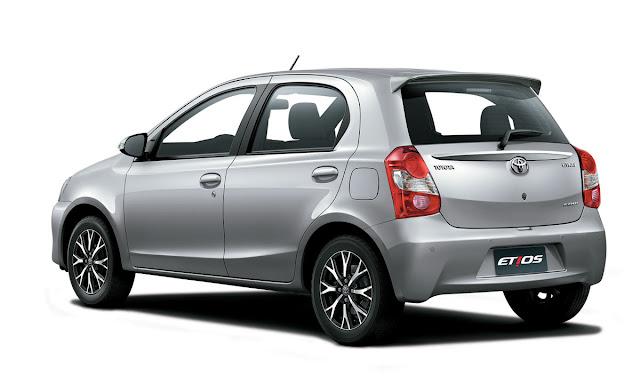 Toyota Etios Platinum Automático 2017