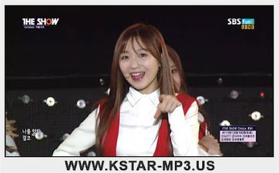 [Performance] Lovelyz - How To Be A Pretty Girl @ The Show 2015.10.06