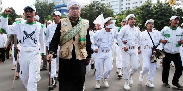 10 Ribu Laskar Fpi Tegaskan Siap Perang Terbuka Ke Myanmar
