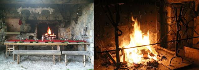 Cabane et cheminée Bayonne - BBQ Box Traiteur BAB 64