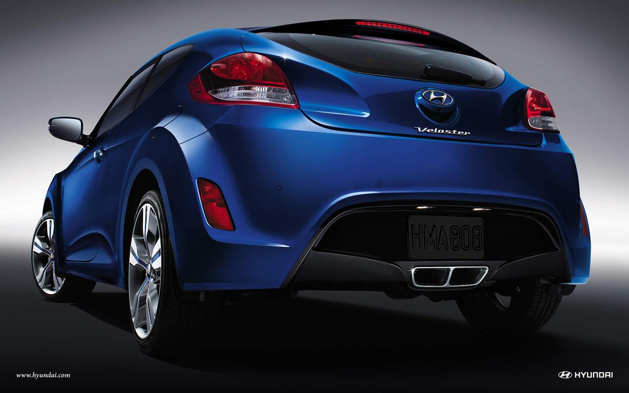 2012 Hyundai Veloster Wallpapers - Car Wallpapers