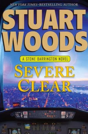 Severe Clear by Stuart Woods – Book Cover