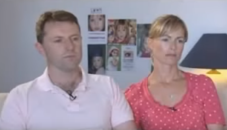 The McCanns Did Not Physically Search for Madeleine