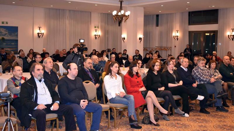 Αλεξανδρούπολη: Παρουσίαση των ψηφοδελτίων της Λαϊκής Συσπείρωσης για τις Περιφερειακές και Δημοτικές εκλογές