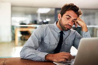 Bosan blogging, males blogging, berdampak buruk males blogging