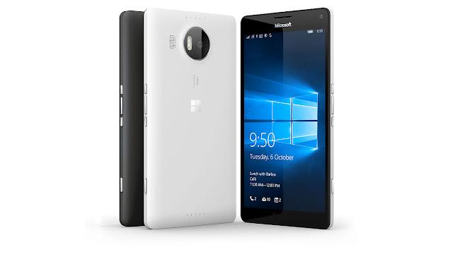 Microsoft mobile phone - Microsoft Lumia 950 XL