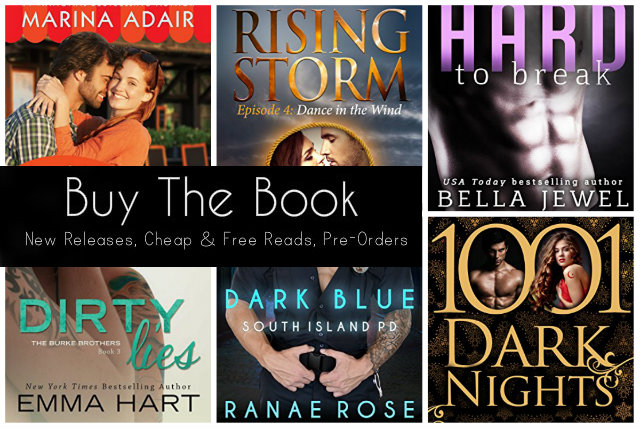 book deals, new releases, freebies, cheap reads, romance