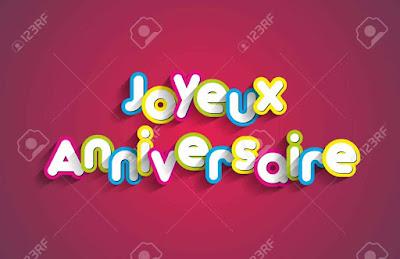 Message d'amour bon anniversaire mon amour