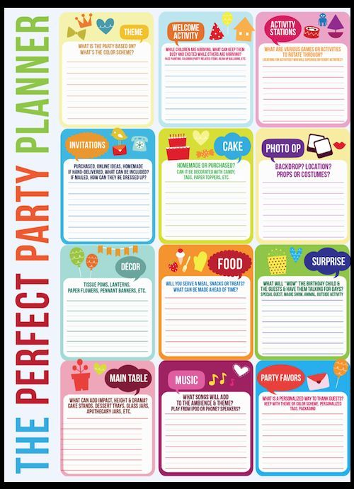 Doc400514 Party Planning Templates 1000 ideas about Party – Party Planning Template