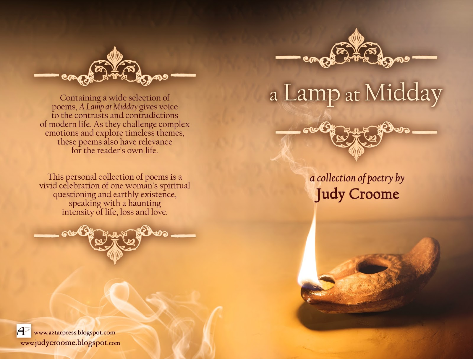 Judy croome39s blog all saints day or the day to for Lamp light poem