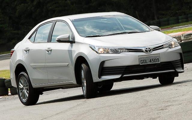 Mercado automotivo: vendas diárias crescem sobre 2016