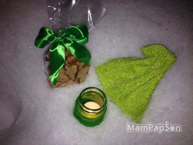 Подарок от зеленого гнома