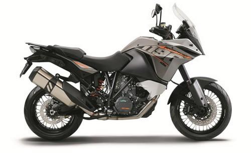 Harga KTM 1190 Adventure R