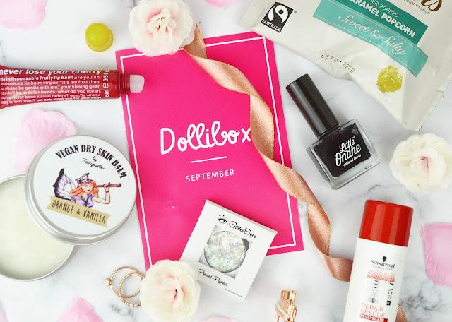 Dollibox September 2017 Lovelaughslipstick Blog Review