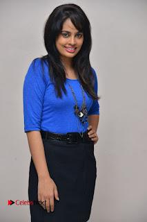 Actress Nandita Swetha Stills in Black Mini Skirt at Ekkadiki Potavu Chinnavada Movie Special Show  0027.JPG