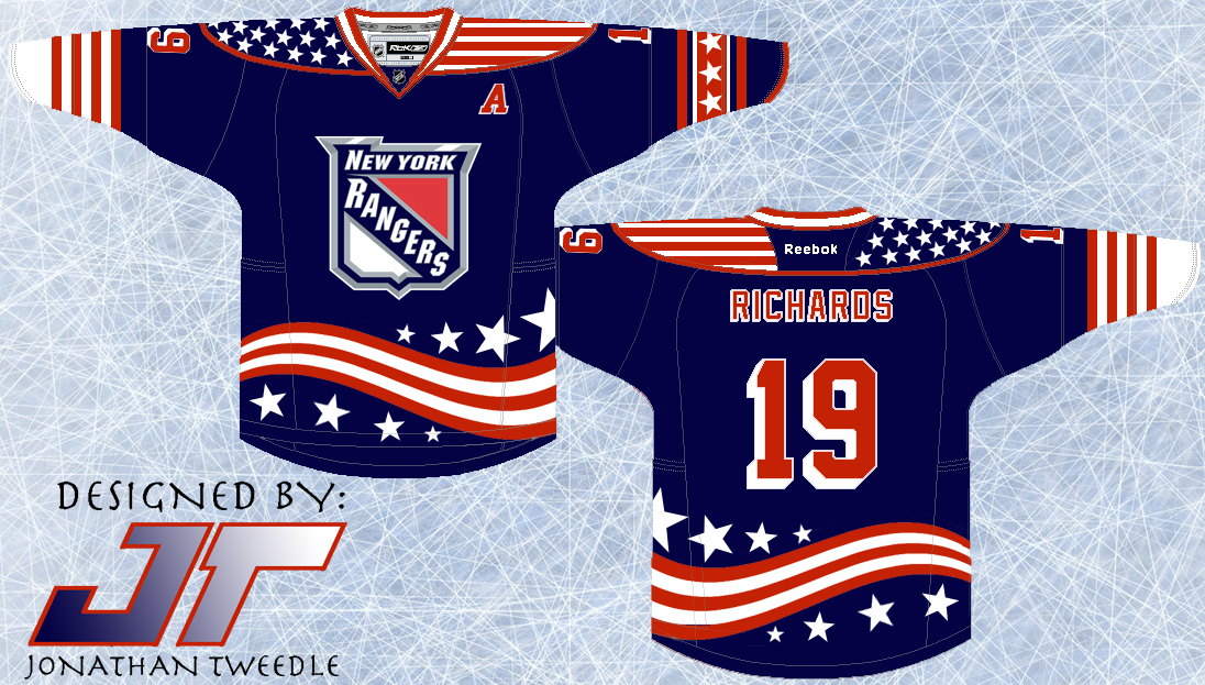 ... explain much beyond that but I did make it so that (including the back  of the jersey) there would be 50 stars on the jersey just like the flag 579461dbf